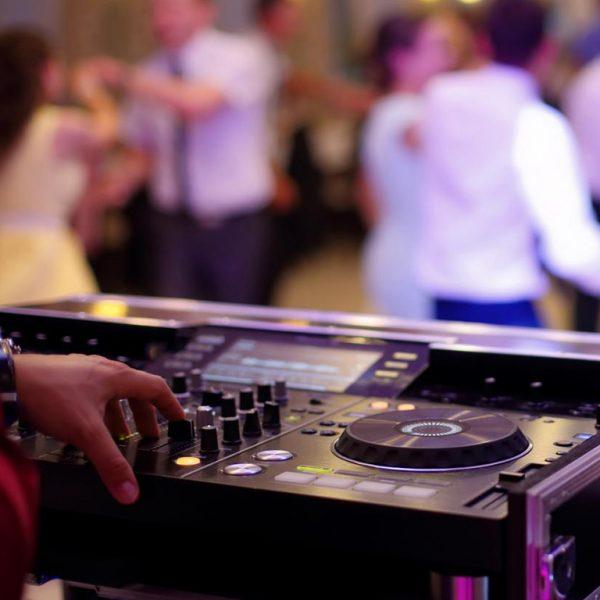 sonorisation pour DJ