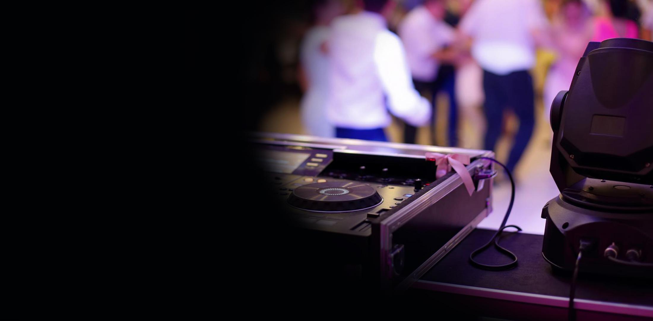 platines de DJ